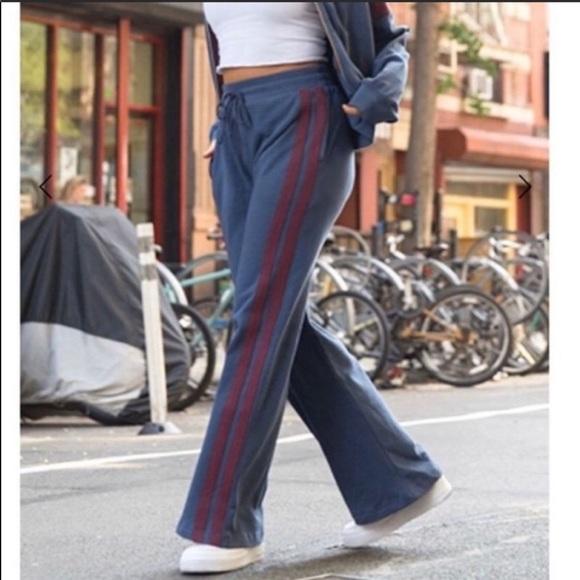 Spiritual gangster stellar drapey track pants